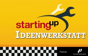 Crowdsourcing-Initiative IDEENWERKSTATT von StartingUp